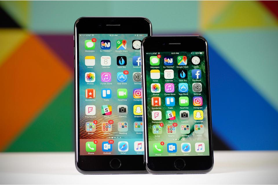 Ponse Apple keluaran terbaru, iPhone 7