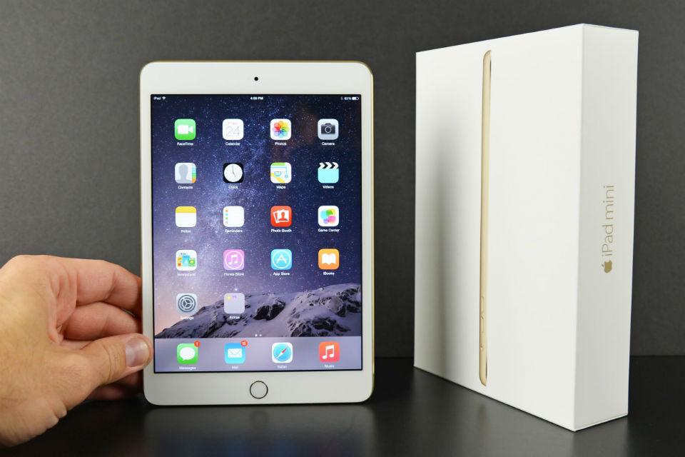 iPad Miini Unboxing