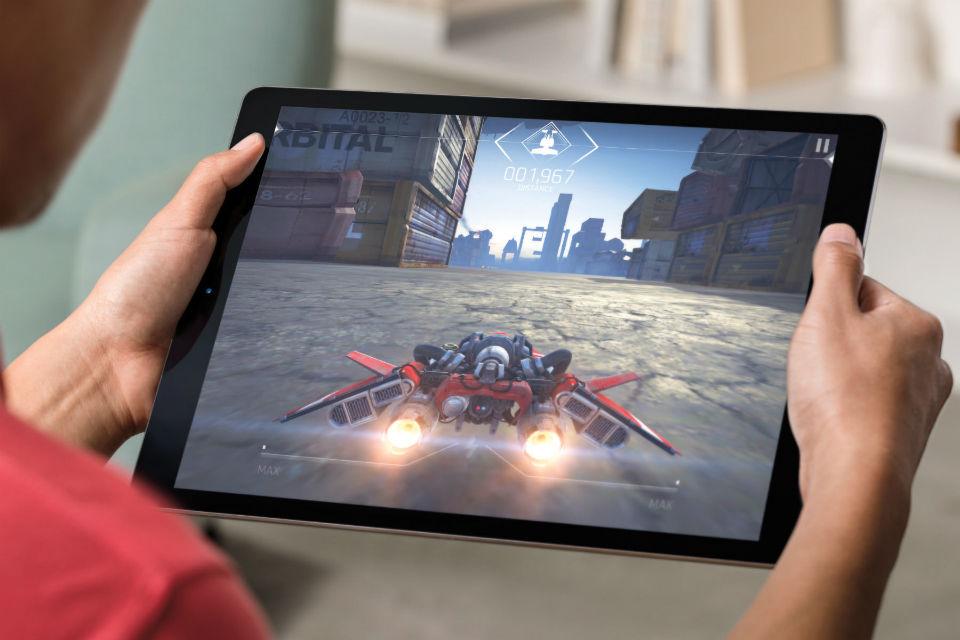 Kualitas grafis iPad Pro