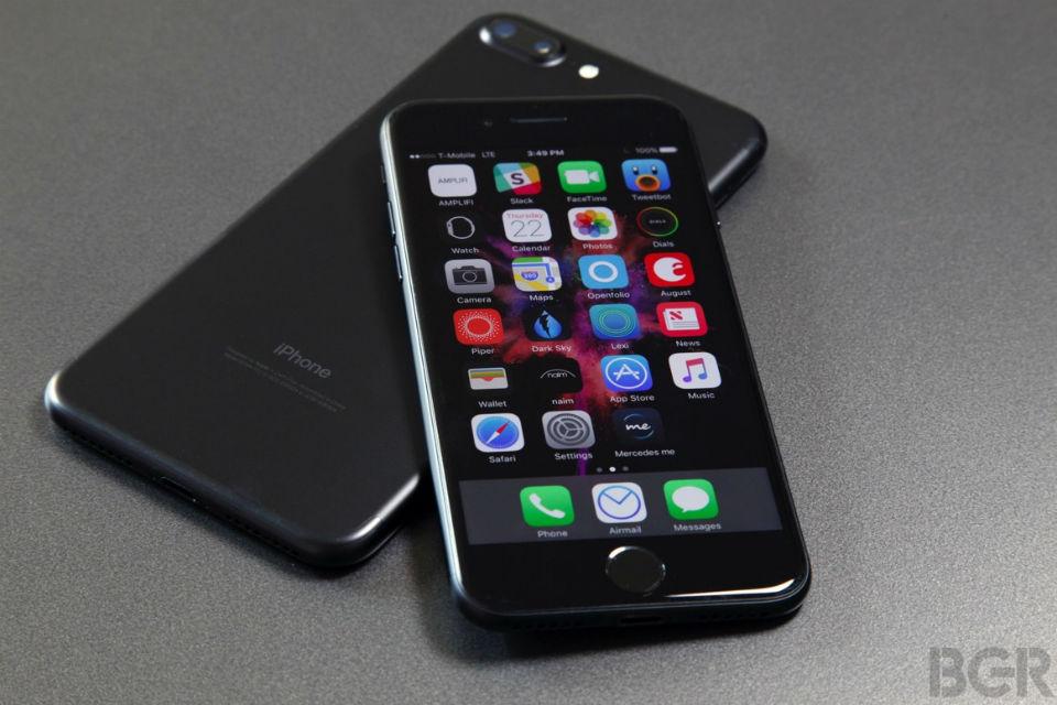 Fitur baru yang terdapat pada iPhone 7