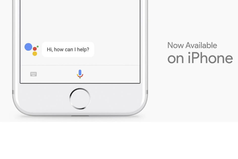 Google Assistant gantian Siri di iPhone 8